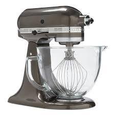 kitchen aid kitchenaid artisan design 5 quart stand mixer ksm155gb