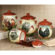 rooster canisters kitchen products 74 best canisters images on kitchen ideas kitchen stuff