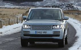 land rover vogue range rover review still king of the road