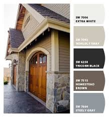 favorite things friday garage doors doors and white trim
