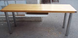 maple butcher block table top antique oak table round maple butcher block desk green spot