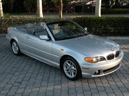 bmw 3 convertible for sale 2004 bmw 3 series 325ci convertible for sale in fort myers fl