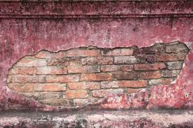 brick grunge background of a red wall www myfreetextures com