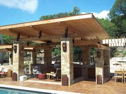 Attached Patio Cover Designs Adding A Covered Patio To Your House Wood Structure Patio