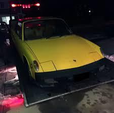 porsche 914 yellow brian wilke u0027s 1976 porsche 914