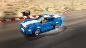 lego ford ford mustang gt 75871 products speed champions lego com