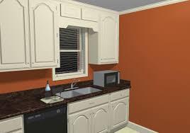 Paint For Kitchen Walls by Orange Kitchen Paint Colors