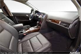Audi A6 1999 Interior Road Test 2010 Audi A6 3 0tfsi Quattro Audiworld