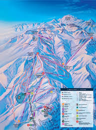 Whistler Trail Map Valle Nevado Trail Map Freeskier Com