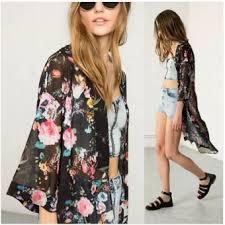 Cardigan Termurah cek harga dan qualitas zanzea bohemian kimono casual