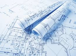 architectural blueprints for sale architectural blueprints rolls royalty free stock image image