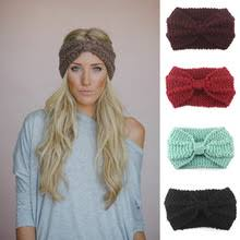 winter headbands popular winter knitted women s headband buy cheap winter knitted