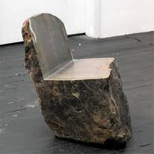 Rock Furniture By Max LambI Think He Was Inspired By The - Rock furniture