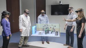 stryker chooses microsoft hololens to bring operating room design
