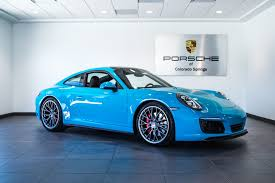 porsche 911 carrera 2017 porsche 911 carrera 4s for sale in colorado springs co 17017