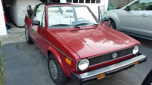 rabbit volkswagen convertible barnfind 57k mile 1980 vw rabbit convertible youtube