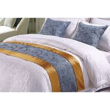 bed runners bed runners and pillow matching pillow cover size 20 x 100