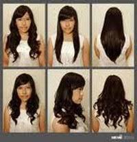 Catokan Rambut Sosis memperindah rambut dengan catok rambut health