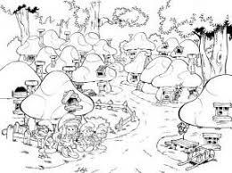 14 smurfs 2 coloring pages rafael rio talking animals