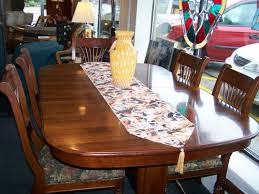 Richardson Brothers Bedroom Furniture Used Solid Wood Dining Set Cherry Pickin U0027s Home Furnishings