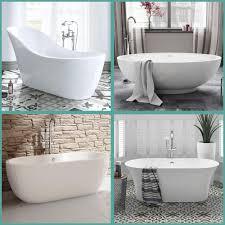 modern freestanding luxury bath designer acrylic bathroom curved 690mm length 1650mm modern freestanding melissa bath specifications contemporary style bath made from sturdy durable acrylic simplistic style