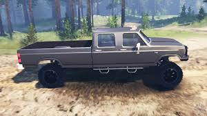 Ford F350 Truck Tires - f 350 1984 v2 0 for spin tires