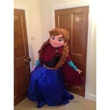 Anna Frozen Costume Anna Frozen Costume Hire Hire Anna Frozen Mascot Anna Frozen Hire