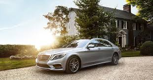 mercedes car s class best luxury car of 2017 mercedes s class ny daily
