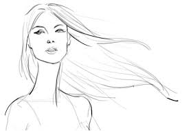 fashion drawing face image search results on we heart it