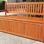 Patio Storage Bench Beautify Your Garden With Outside Storage Bench Fleurdujourla