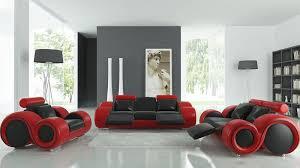 Leather Sofas Modern Tosh Franco Modern Leather Sofa Set