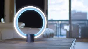 ge integrates amazon alexa inside sleek table lamp as first step