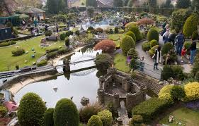 Midsomer England Map by Bekonscot Model Village U2013 Beaconsfield England Atlas Obscura