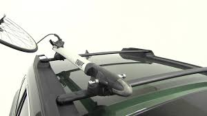 Subaru Forester 2014 Roof Rack by Review Of The Thule Sprint Roof Bike Racks On A 2015 Subaru