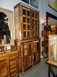 Buffet Glass Doors by Denver Furniture Store Tall Buffet Cabinet With Glass Doors