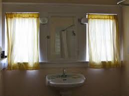 Small Bathroom Window Curtains Bathroom Curtains For Small Bathroom Window Inspiring Bathrooms