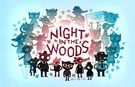 night in the woods on twitter