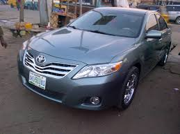 nissan spyder tokunbo toyota camry 2010 model with leather seats price n3 5m