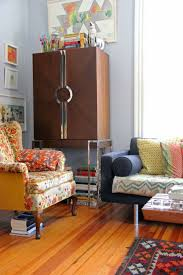 Eclectic Living Room Decorating Ideas Pictures 52 Best Decorating With Vintage Fabrics By Erin Proud Of Brooklyn