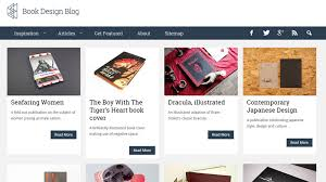 36 Inspiring Website Layouts for Books & Libraries DesignM