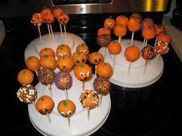 Cake Pops For Halloween Crazy For Cake Pops Cowboy Creations