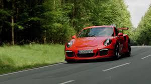 new porsche 911 gt3 rs 2015 porsche 911 gt3 rs road driving youtube
