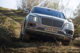bentley bentayga 2015 five minutes with the bentley bentayga