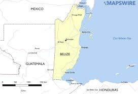 South America Map Countries by Belize Map Belize Maps Maps Of Belize Printable Travel Maps Of