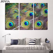 peacock bedroom decor peacock feather wall art 3 piece decor canvas print large modern