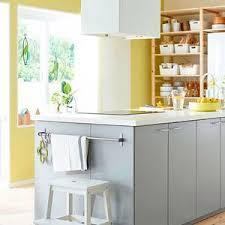 küche gelb farbige wände in die küche farben für mehr atmosphäre und