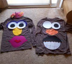 Potato Head Halloween Costume Diy U0026 Potato Head Costume Mommy U0026 Daddy U0027s Costume