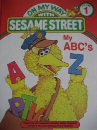 sesame street thanksgiving big bird six balloons vintage delights sesame street abc u0027s book