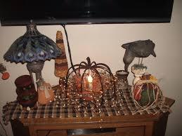 the krazy kraft lady indoor autumn halloween decorating