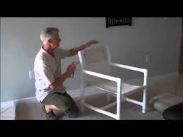 Pipe Patio Furniture by Pvc Pipe Patio Furniture How To Stop That Creaking U0026 Squeaking